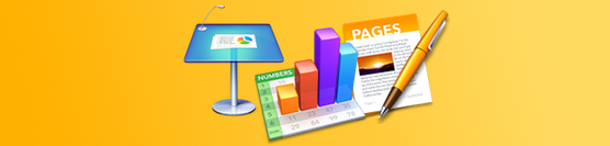 Kurz: Apple iWork – Pages, Numbers, Keynote